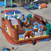 FU-FC05 Cowboy Inflatable City