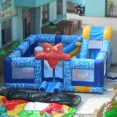 FU-FC13 Sea Paradise Inflatable city