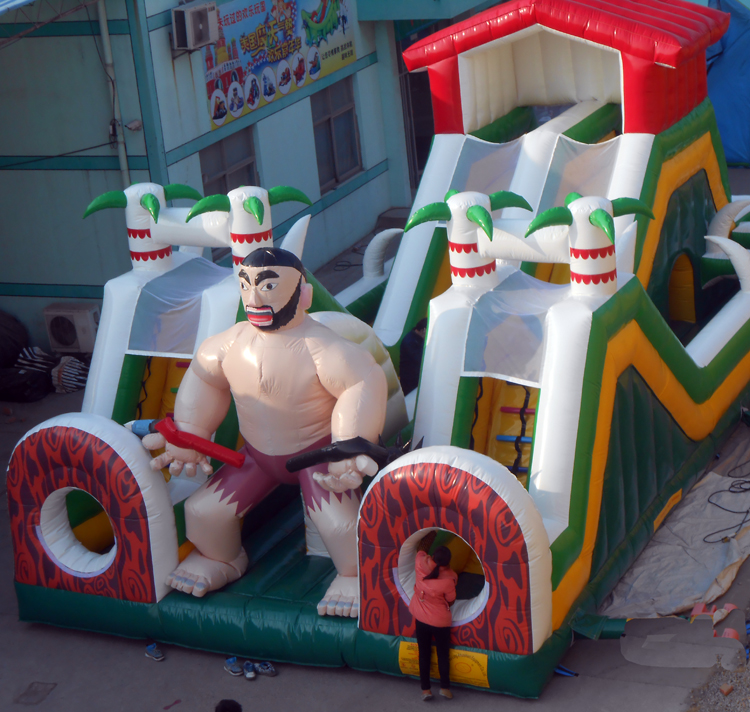 FU-OB18 Inflatable Obstacle
