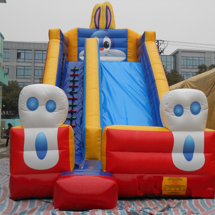 FU-GS23 Rabbit Dry Inflatable Slide