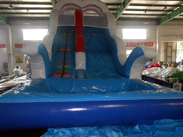 FU-WS10 Water Inflatable Slide