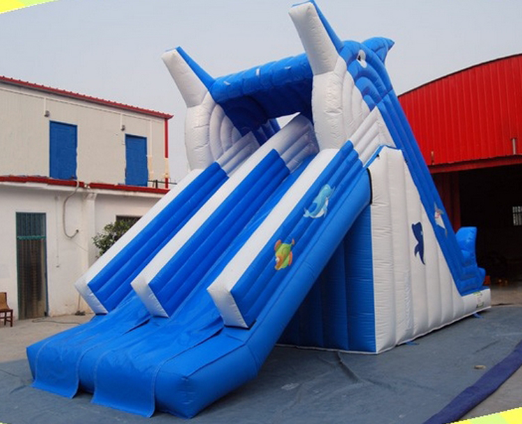 FU-WS13 Water Inflatable Slide