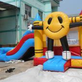 FU-CB23 Smile Head Inflatable Combo