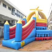 FU-CB50 Round Inflatable Combo