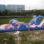 FU-OB27 Inflatable Obstacle