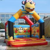 FU-BO29 Monkey Inflatable Bouncer