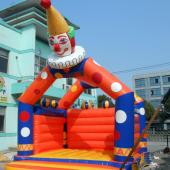 FU-BO30 Clown Inflatable Bouncer