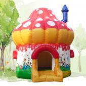 FU-BO43 Mushroom Inflatable Bouncer