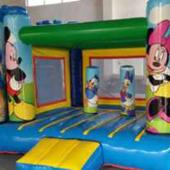 FU-BO03 Disney Mini Inflatable bouncer