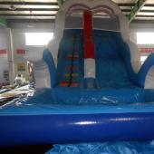 FU-WS10 Water Inflatable Slide