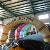 FU-AR01 Colorful Inflatable Arch