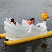 FNA-02 Fiberglass 4 Seats Animal Padel boat
