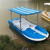FNA-03_Fiberglass 4 seat Normal Pedal boat
