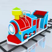 FNAB-05 Kids Electric Track Train