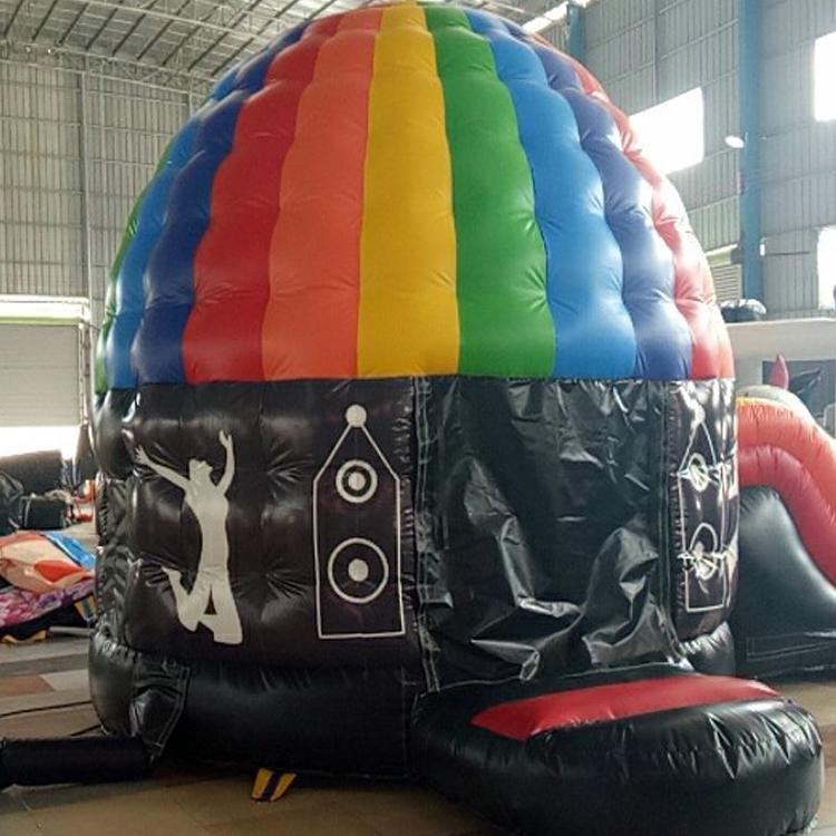FU-BO51 Disc SLide Inflatable Bouncer
