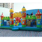 FU-FC27 10*8m Inflatable Jump City