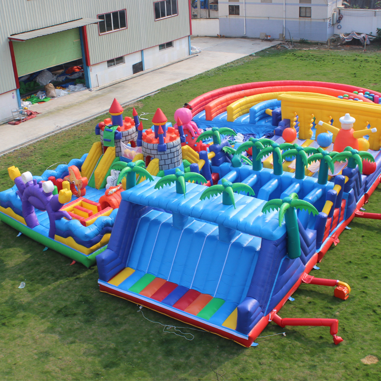 FU-OB31 Inflatable Obstacle