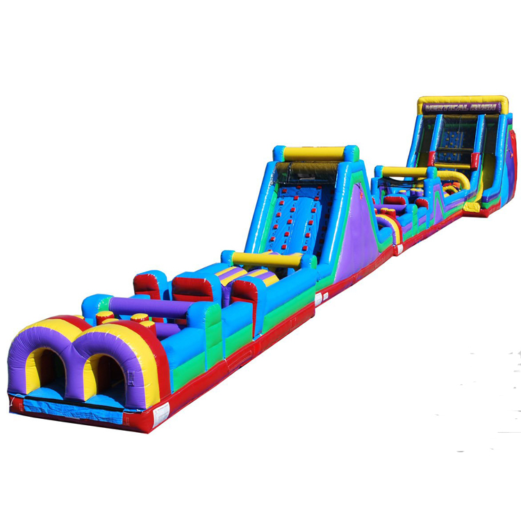 FU-OB34 Inflatable Obstacle