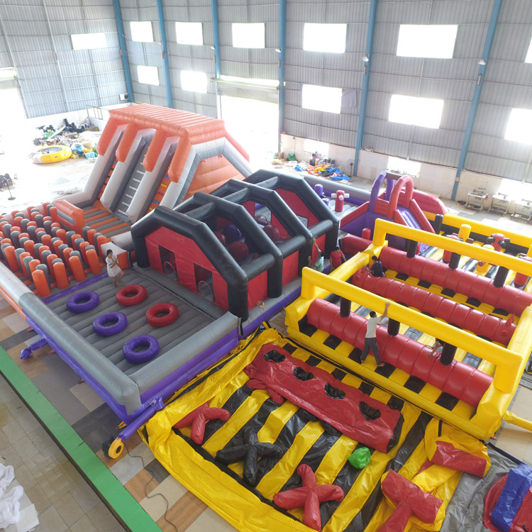 FU-OB38 Inflatable Obstacle