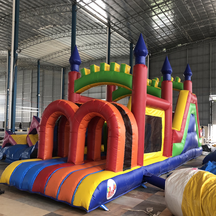 FU-OB40 Inflatable Obstacle