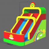 FU-GS69 Sunshine Inflatable Grass Slide