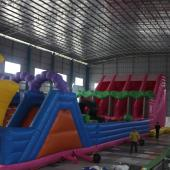 FU-OB35 Inflatable Obstacle