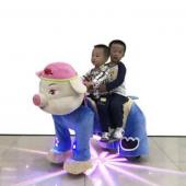 FNCB-04 Medium Toy Animal Rider