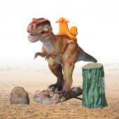 FNDI-01 Riding Dinosaur